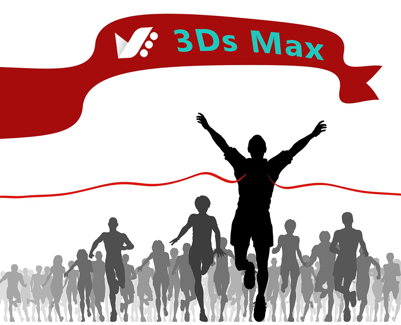 موفقیت در 3D max