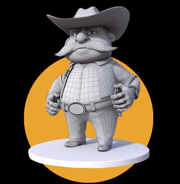 نرم افزار تری دی مکس برای انیمیشن سازی