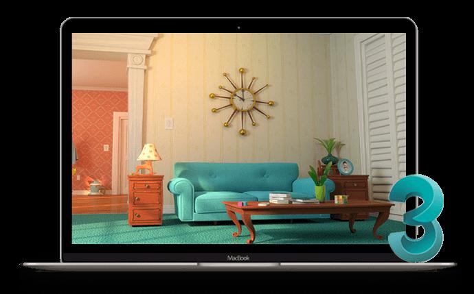 انیمیشن سازی در تری دی مکس در ساخت بازی های ویدئویی
