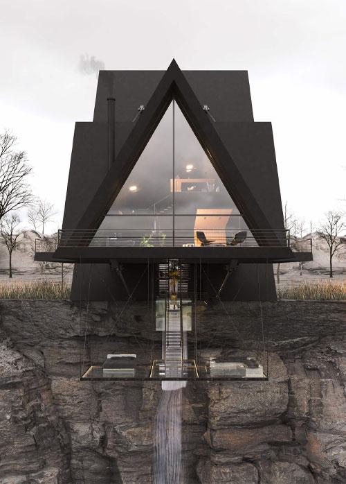 استفاده از نرم افزار تری دی مکس در معماری