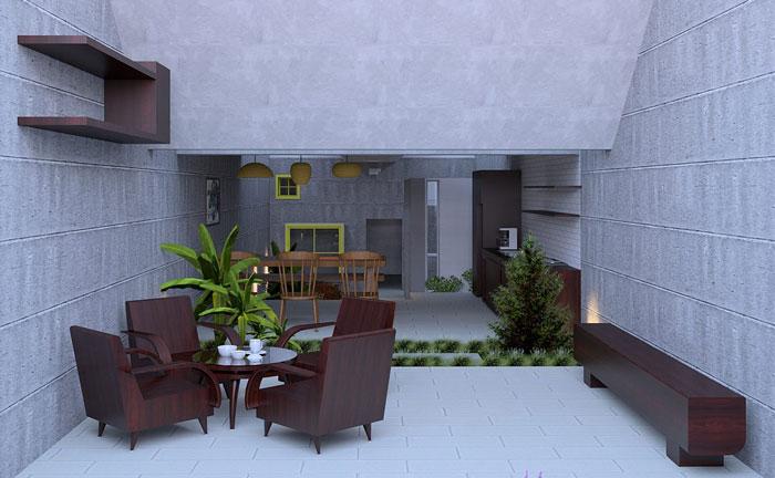 آموزش 3 دی مکس در معماری