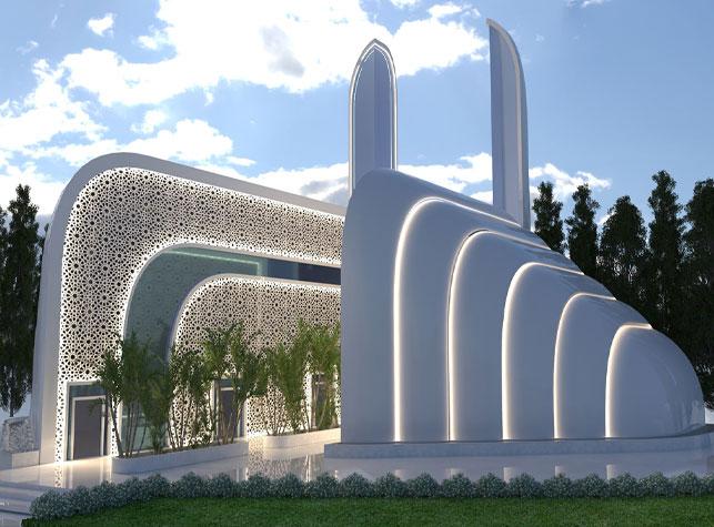 نور پردازی با تری دی مکس در معماری