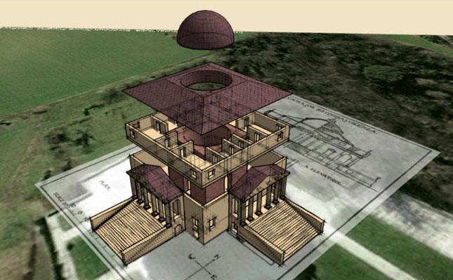 کاربرد تری دی مکس در معماری
