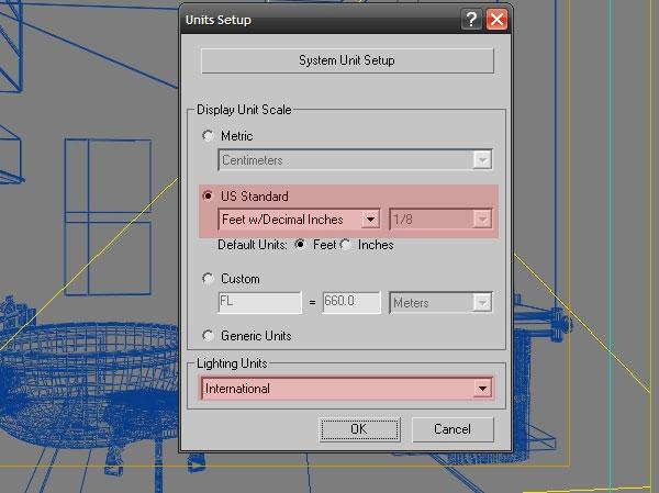 3dmax interior lighting rendering1 - دست یابی به نتایج واقع بینانه برای روشنایی داخلی و رندر کردن با استفاده از 3Ds Max و V-Ray
