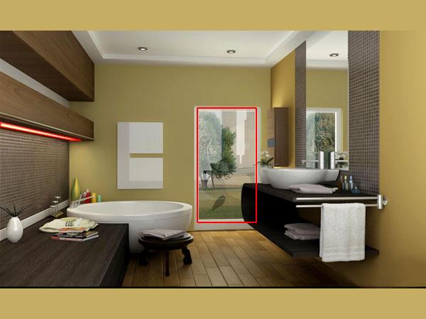 3dmax interior lighting rendering2 - دست یابی به نتایج واقع بینانه برای روشنایی داخلی و رندر کردن با استفاده از 3Ds Max و V-Ray