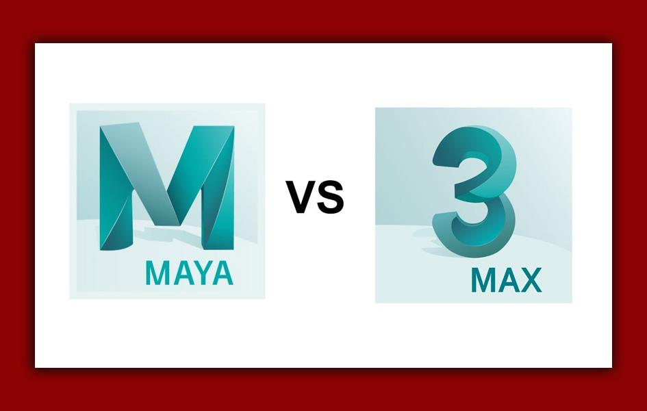 چگونه تری دی مکس یا مایا