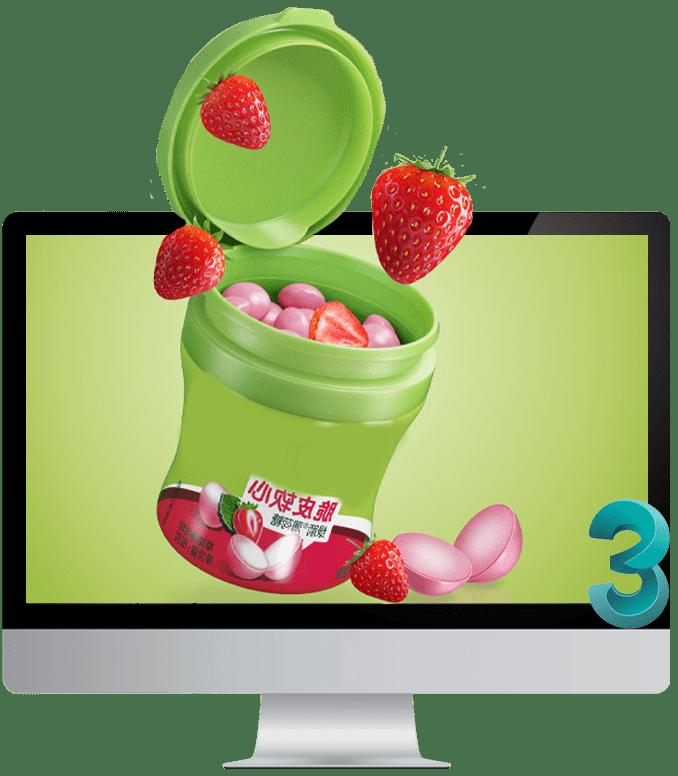 یادگیری نرم افزار تری دی مکس در حوزه تبلیغات و بازاریابی