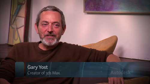 Gray Yost - تری دی مکس چیست ؟ تاریخچه 3D MAX