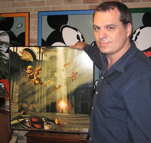 Jose Maria - تری دی مکس چیست ؟ تاریخچه 3D MAX
