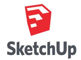 SketchUp FullLogo  - منتال ری چیست ؟