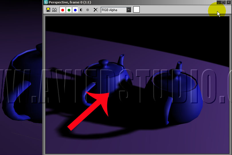 UF Infinity 3dmax 0019 10 - آموزش تری دی مکس رایگان19