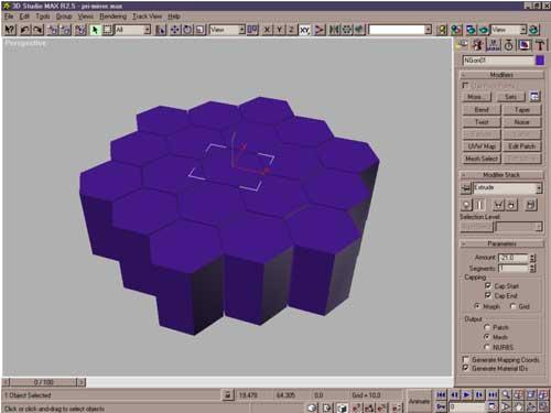 UF Infinity max2.5 1 - تری دی مکس چیست ؟ تاریخچه 3D MAX