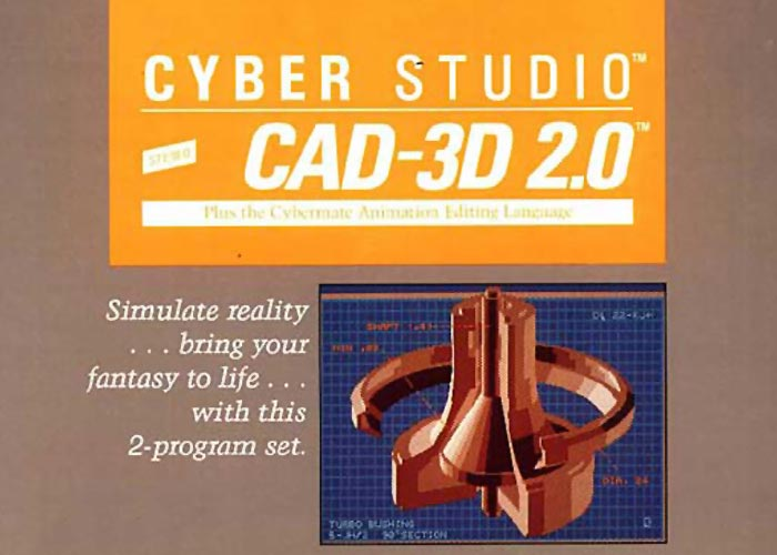 cyber studio - تری دی مکس چیست ؟ تاریخچه 3D MAX