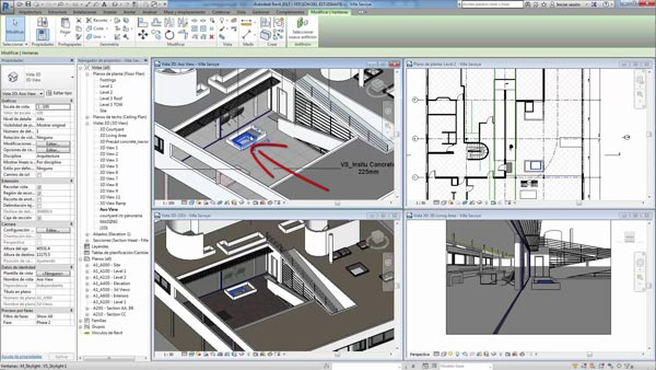revit architect - رویت چیست؟ ، revit چیست ؟