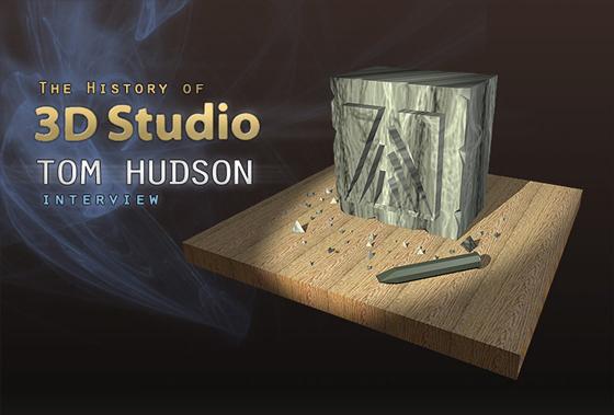 tom hudson title 1988 1 - تری دی مکس چیست ؟ تاریخچه 3D MAX