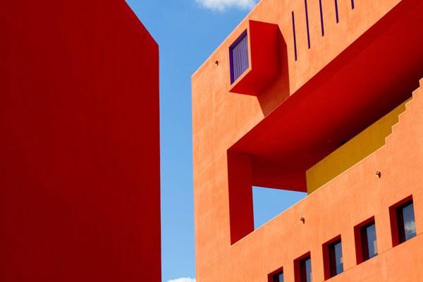 3dmax faced building 1 - اهمیت آموزش تری دی مکس در طراحی نما