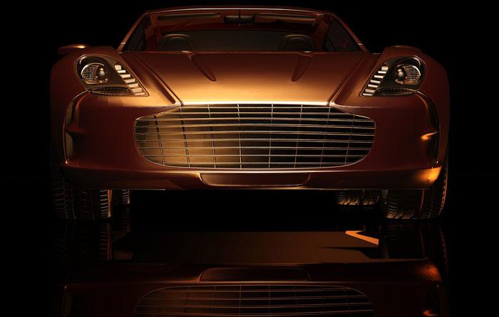 3DMAX CAR - تری دی مکس در طراحی صنعتی