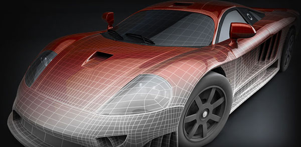 3d models - تری دی مکس در مدل سازی