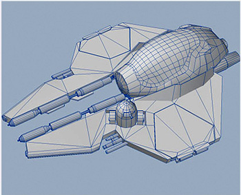3dmax modeling 2 - تری دی مکس در مدل سازی