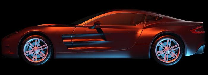 CARS 3d max - تری دی مکس در طراحی صنعتی