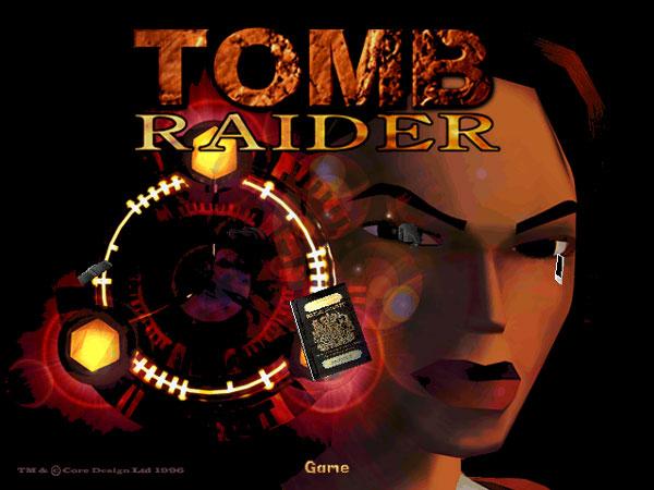 tomb raider - بازی سازی با تری دی مکس