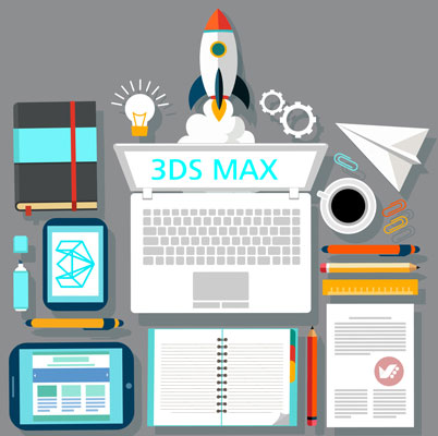 3dmax amator - دغدغه های یک تری دی مکس کار آماتور