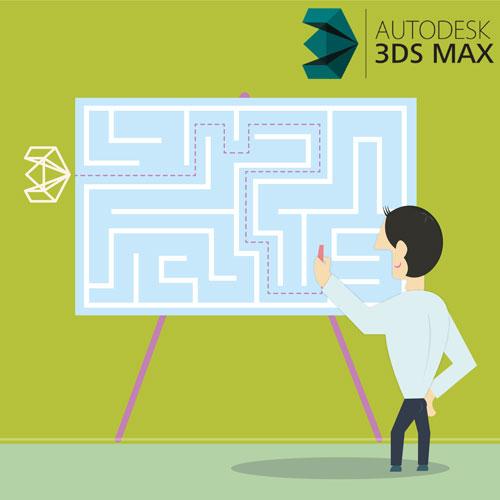 3dmax amoozesh - دغدغه های یک تری دی مکس کار آماتور