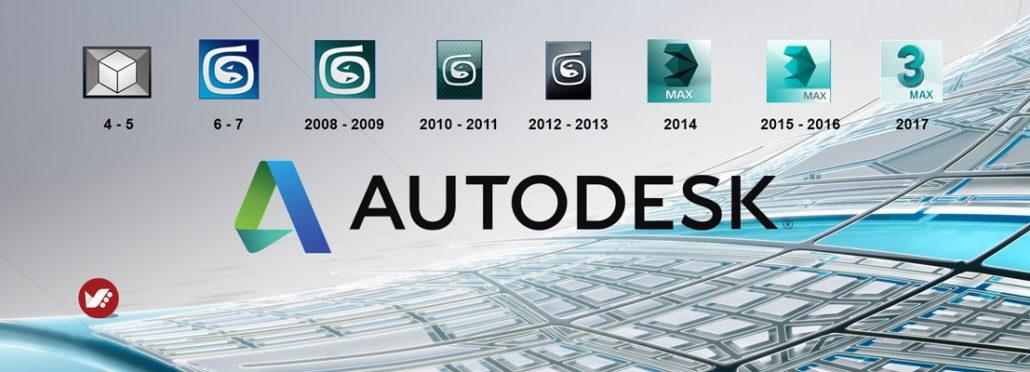 3dmax history 1030x372 - چرا سال 98 بهترین سال برای ورود به بازار کار تری دی مکس است ؟