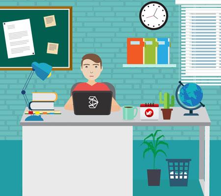 3dmax office - چگونه بعد از یادگیری تری دی مکس ، بازاریابی برای رشته خود انجام دهیم ؟