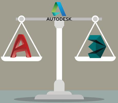 autodesk - چرا شرکت های مهم معماری جهان با تری دی مکس کار می کنند ؟