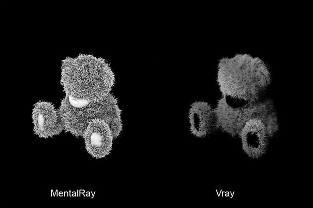 mentalray vray 2 - وی ری یا منتال ری ؟ مقایسه وی ری و منتال ری