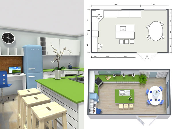 plan 3dmax - چرا شرکت های مهم معماری جهان با تری دی مکس کار می کنند ؟