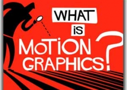 motion graphic 1 260x185 - چگونه 3D max را یاد بگیریم ؟
