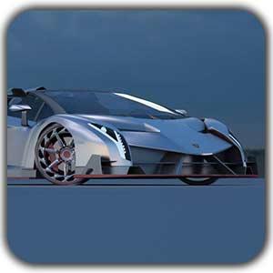 3d car shakhes - تری دی مکس در طراحی صنعتی