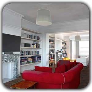 photoreaistic room - تری دی مکس در طراحی صنعتی