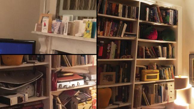 step 2 create room - نحوه ی ساخت صحنه ی واقع گرایانه از اتاق خواب