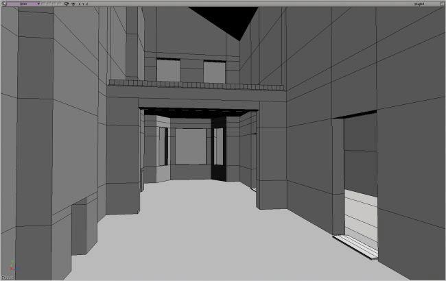 step 3 create room - نحوه ی ساخت صحنه ی واقع گرایانه از اتاق خواب