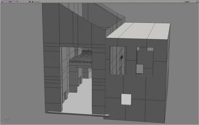 step 7 create room - نحوه ی ساخت صحنه ی واقع گرایانه از اتاق خواب