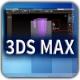 3dmax 1 shakhes  80x80 - آموزش ساخت انواع متریال نقره ؛ برنز و فویل قلعی در vray