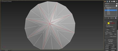 3dmax render diamonds step 16 - آموزش مدل سازی و رندر الماس