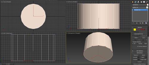 3dmax render diamonds step 2 - آموزش مدل سازی و رندر الماس