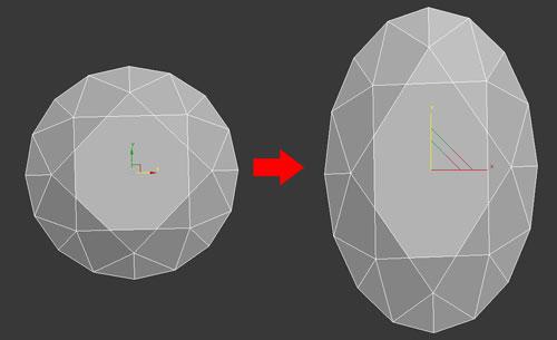 3dmax render diamonds step 21 - آموزش مدل سازی و رندر الماس