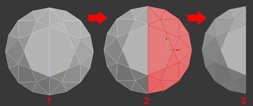 3dmax render diamonds step 27 - آموزش مدل سازی و رندر الماس
