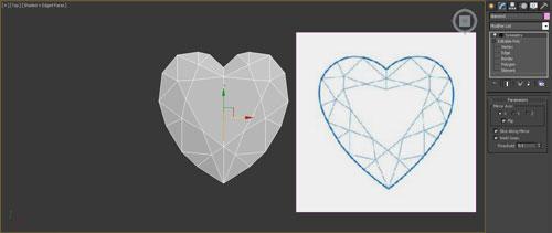 3dmax render diamonds step 29 - آموزش مدل سازی و رندر الماس
