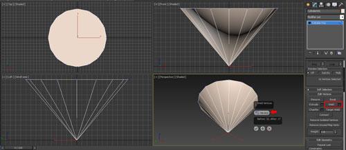 3dmax render diamonds step 3 - آموزش مدل سازی و رندر الماس