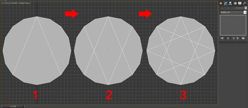 3dmax render diamonds step 4 - آموزش مدل سازی و رندر الماس