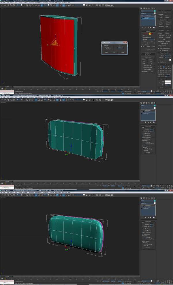 10 3dmax - آموزش مدلسازی با تری دی مکس ، مدلسازی صندلی ایمز لانژ