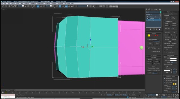 12 3dmax - آموزش مدلسازی با تری دی مکس ، مدلسازی صندلی ایمز لانژ