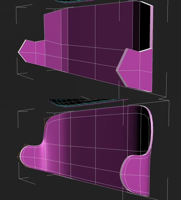 28 3dmax - آموزش مدلسازی با تری دی مکس ، مدلسازی صندلی ایمز لانژ