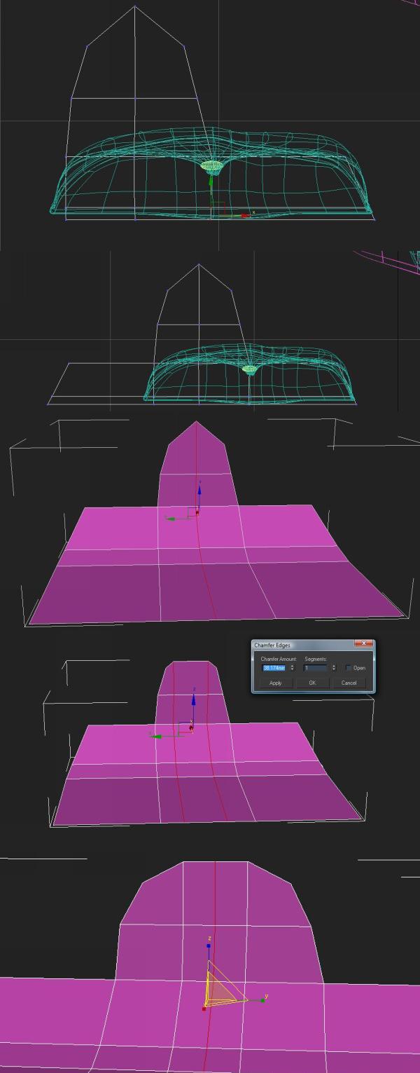 31 3dmax - آموزش مدلسازی با تری دی مکس ، مدلسازی صندلی ایمز لانژ